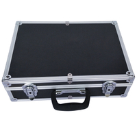 Wholesale silver hardware tool box right angle box