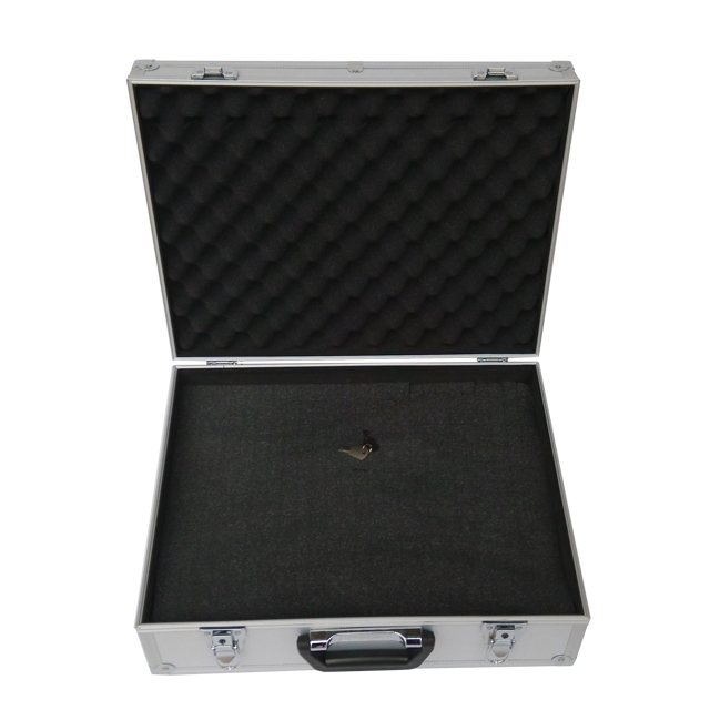 New style aluminum tool case with removable foam